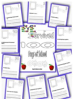 """""""EYE SUVIVED 100 Days of School!"""""""