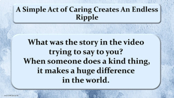 Each Kindness READY TO USE Bullying Friendship Guidance Lesson w 3 videos