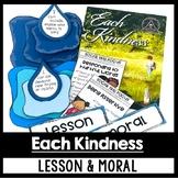 Each Kindness Book Companion Activities