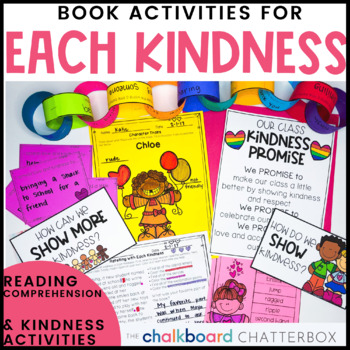 Each Kindness Book Study