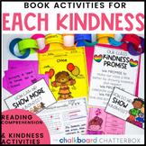 Each Kindness Book Activities | Google Slides