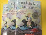 """Each Little Bird that Sing"" books, by Deborah Wiles - Lit"