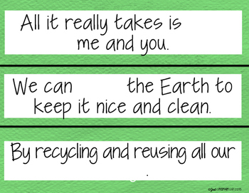 ~*Earth Day Poem