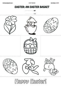 # Easter ESL Programme for 1st - 5th Grades