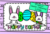 *Easter Freebie* Coloring / Colouring page
