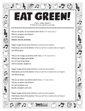'Eat Green!'—a Song to Help Kids Learn About Fruits and Vegetables