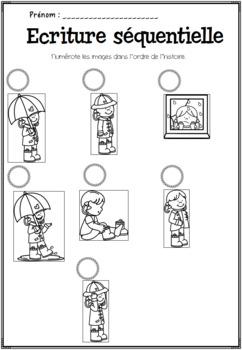 [Ecriture séquentielle] Comment s'habiller pour la pluie?