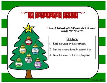 """Ed"" Christmas Tree Sort"