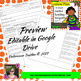 {Editable} 1st Gr. Guided Reading Lesson Plan Template - Paperless, Digital