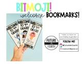 *Editable Bitmoji Welcome Bookmarks
