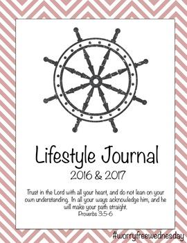 (Editable) Christian Lifestyle Planner & Journal