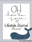 (Editable) Christian Lifestyle Planner & Journal