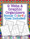 Graphic Organizers for Writing - Any Subject Area