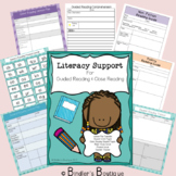 {Editable} Guided Reading Planning