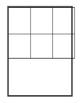 *Editable* Math Vocabulary Tic Tac Toe Board