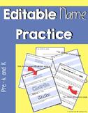 """Editable"" Name Practice"