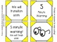 [Editable!] Nonverbal Response Cards (Colorful Frames Edition)