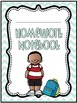 *Editable* Notebook Workbook Covers in 'Natural Colors' Chevron Classroom Theme
