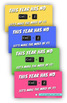 *Editable* Technology Teacher Gift Tag Templates
