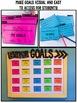 {Editable} Visual Goal Bulletin Board Set