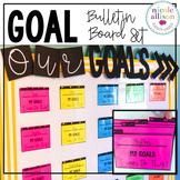 {Editable} Visual Goal Bulletin Board Set