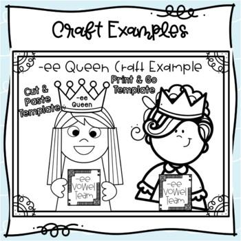 """""""Ee"""" Queen Craft"""