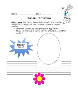 """""""Egg-Cellent"""" Design"""