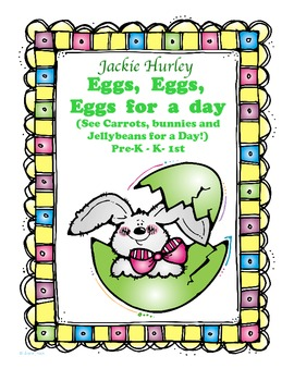 -Eggs, Eggs, Eggs, for Easter and Spring!