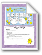 'Eggs'-citing (Bulletin Boards)