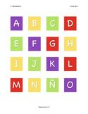 """""""El Abecedario"""" - Alphabet Song in Spanish"""