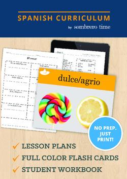 El Amor - Teacher Lesson Plans