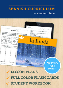 El Clima - 1 Week of Teacher Lesson Plans