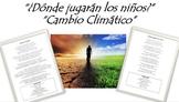 """""""El Medio Ambiente"""" Poem/Song Reading Lesson"""
