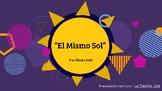 """""""El Mismo Sol"""" por Álvaro Soler"""