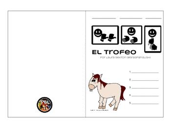 """""""El Trofeo"""" - a TPRS Story with HA vs TIENE QUE"""