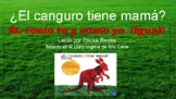 ¿El Canguro Tiene Mamá? BOOK | Does the Kangaroo Have a Mom Too?