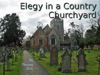 """Elegy in a County Churchyard"" by Thomas Gray"