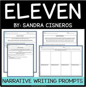 """Eleven"" by Sandra Cisneros-- Narrative Writing Practice"