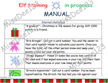 """Elf training in progress"" coordinate game"