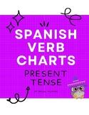 Verbs - Present Tense (¡En Español! Level 1, Unidad 1, 2,