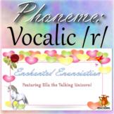 ★ Enchanted Enunciation - Vocalic /r/ Articulation Word Search ★