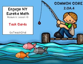 Engage NY/ Eureka Math  Module 6: Lesson 10 Math Center-Ta