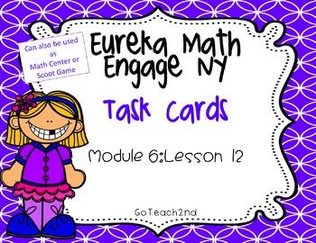 Engage NY-Eureka Math Module 6: Lesson 12  Math Center - T