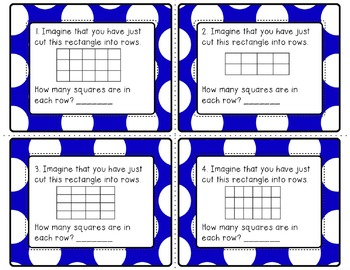 Engage NY-Eureka Math Module 6: Lesson 14  Math Center - Task Cards
