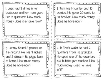 Engage NY-Eureka Math Module 7: Lesson 7  Task Cards