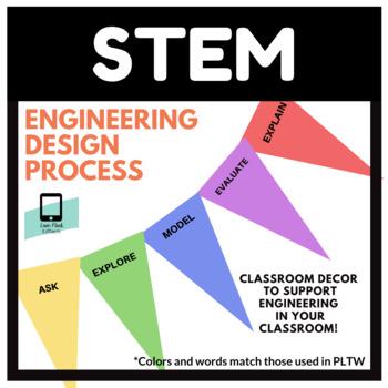 """Engineering Design Process"" Set (PLTW)"