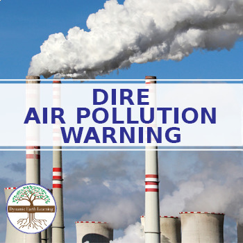 (Environment) A Dire Air Pollution Warning Article Worksheet