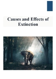 (Environment) Animals in Danger of Extinction | Causes and Effects of Extinction