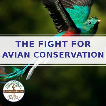 (Environment & Conservation) Bird Life International - Twitter Research
