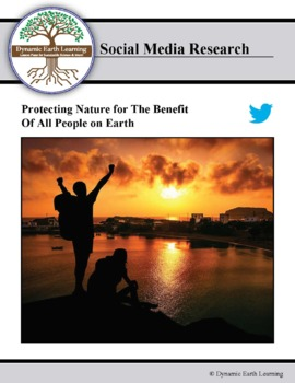 (Environment & Conservation) Conservation International - Twitter Research